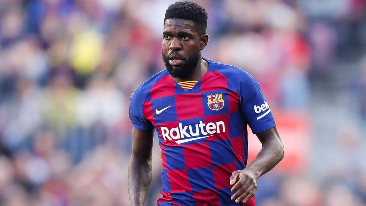 Samuel Umtiti chce zostać w Barcelonie